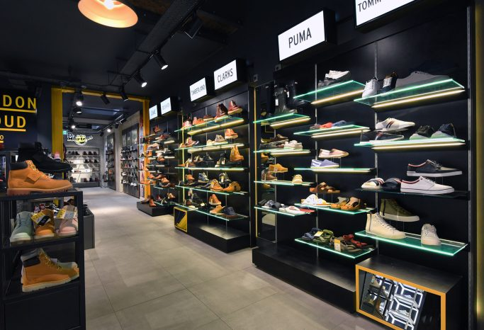 Tower Shoes – Earls Court, London
