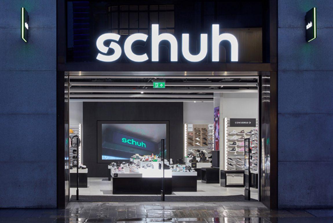 Schuh entrance