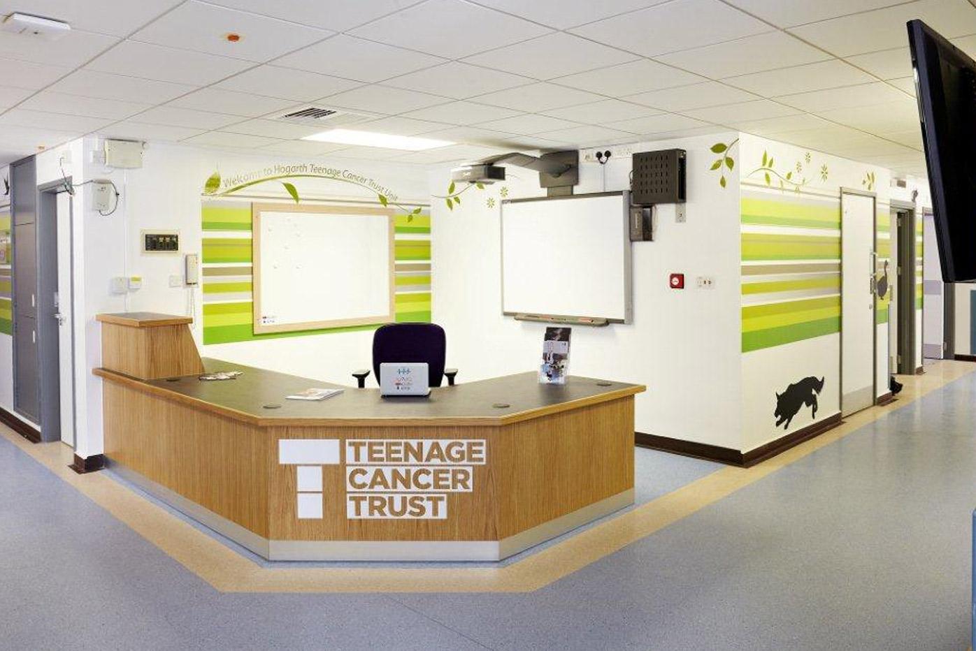 Cancer care ward