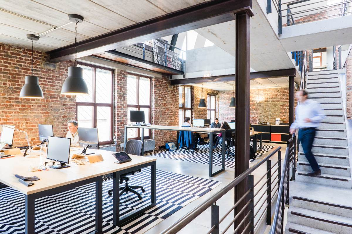 Commercial Interiors: A Space For Everyone