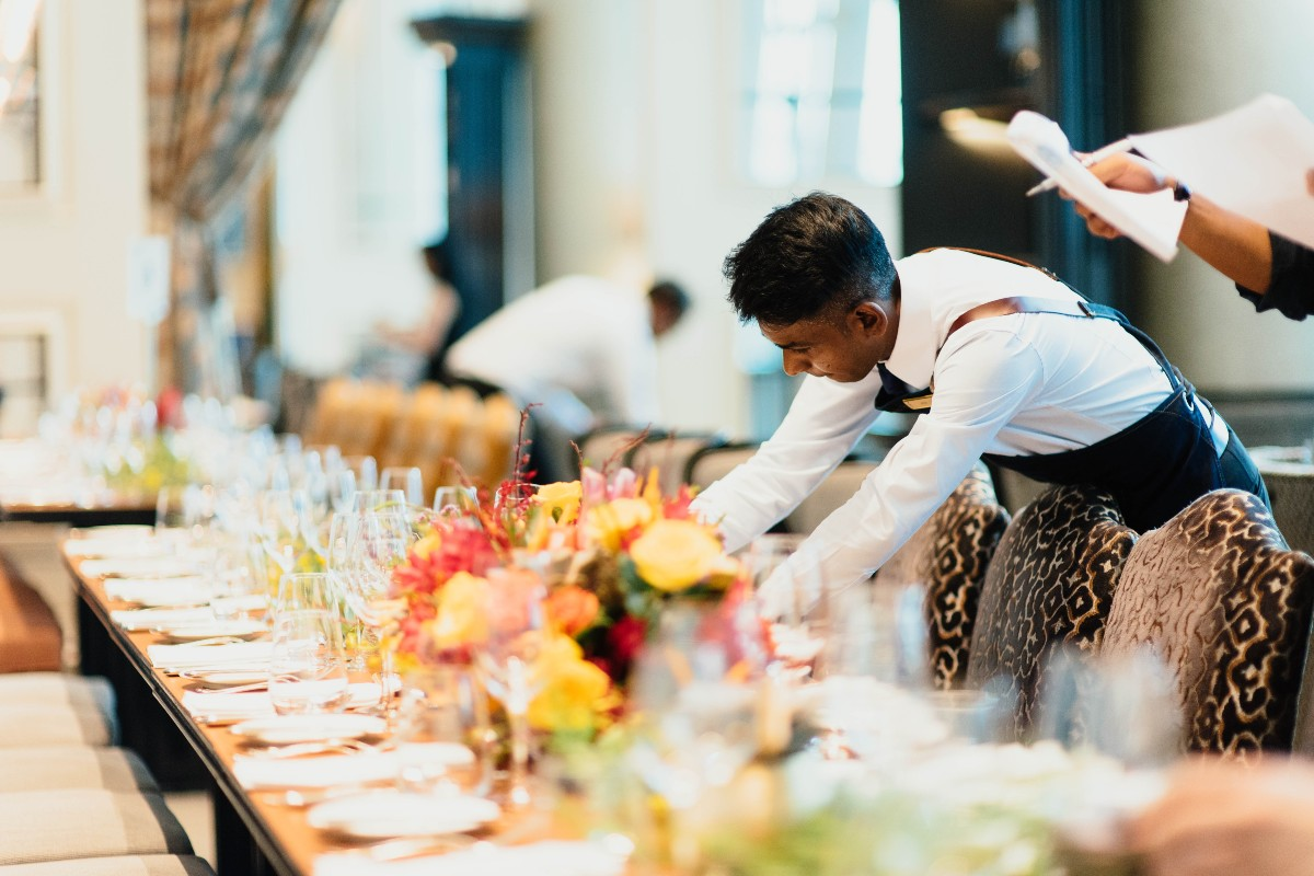 Hospitality: The Look, AND The Feel…