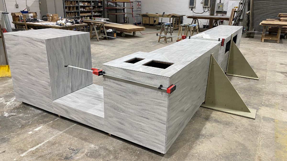 Solid Surface WSG